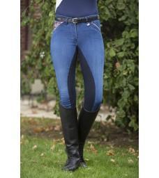 Rajtky HKM Jeans global 3/4 sed