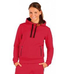 Mikina Litex dámská s kapucí