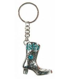 Přívěšek na klíče Westernová bota