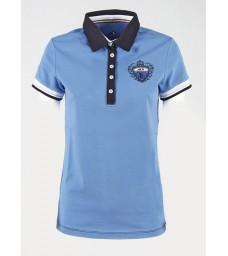 Tričko Equiline Mabele modré