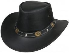 Klobouk kožený - KIDS HAT