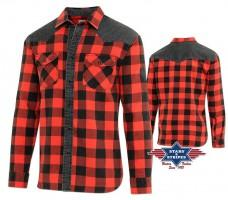 Košile Stars and Stripes Lumberjack