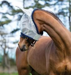 Maska proti hmyzu Amigo silver/blue