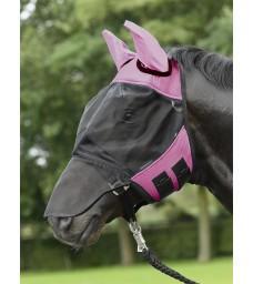 Maska proti hmyzu Busse Cover Pro černá/růžová