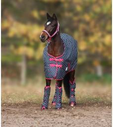 Deka výběhová Unicorn s fleecem