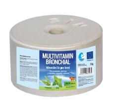 Bronchial, minerální multivitaminový liz na uvolnění dýchacích cest 3kg