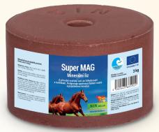 Super Mag, minerální liz s hořčíkem, vápníkem a fosforem 3kg