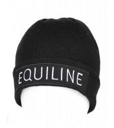 Čepice Equiline Coal černá