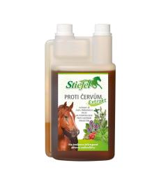 Stiefel bylinný extrakt proti červům 1L