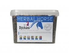 Herbal Horse Nr2 Dýchání 1kg
