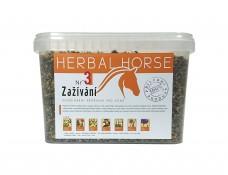 Herbal Horse Nr3 Zažívání 0,5kg