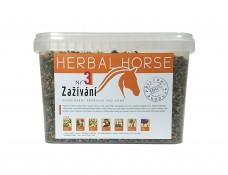 Herbal Horse Nr3 Zažívání 1kg