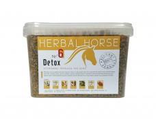 Herbal Horse Nr6 Detox 1kg