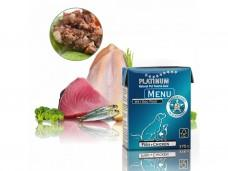 PLATINUM NATURAL MENU FISH & CHICKEN - RYBY & KUŘE - 375 G