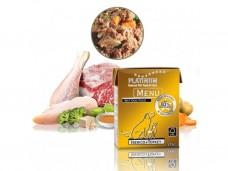 PLATINUM NATURAL MENU IBERICO + TURKEY 375 G