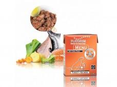PLATINUM NATURAL MENU TURKEY & SALMON - KROCAN & LOSOS 375 G