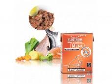 PLATINUM NATURAL MENU TURKEY & SALMON - KROCAN & LOSOS 375 G