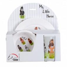 Snídaňový set HKM Little Horse