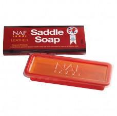NAF Saddle Soap Mýdlo na kůži s glycerinem 250g