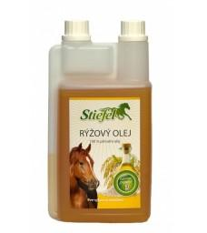 Stiefel Rýžový olej 1L