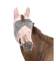 Maska proti mouchám Waldhausen s třásněmi na nos