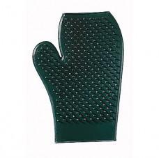 Jezdecké rukavice - gumová
