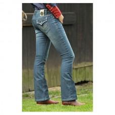Jeans HKM Crystal široké
