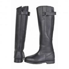 Zimní vysoké boty HKM kožené