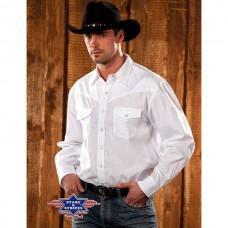 Košile Stars and Stripes Dennis bílá