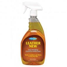 Mýdlo ve spreji Leather New 473ml