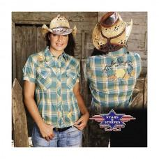 Košile Stars and Stripes Texas Rose