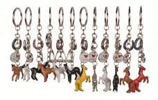Přívěsek na klíče HKM koníci